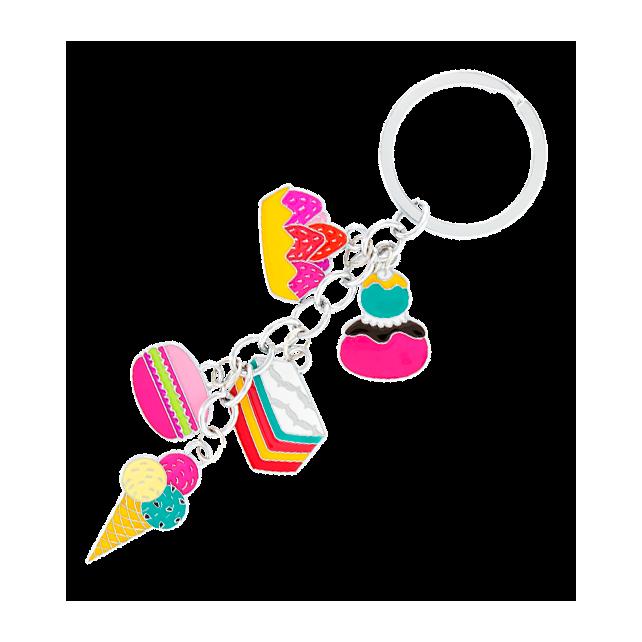 Porte clés - Charms Snacks