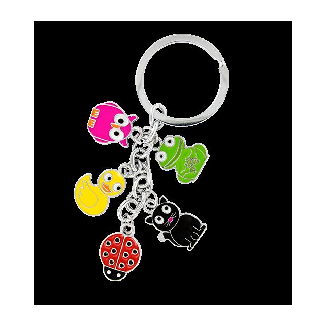 Charms 2 - Porte clés Animali