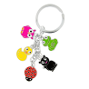 Charms 2 - Porte clés Animaux