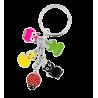 Charms 2 - Porte clés Animals