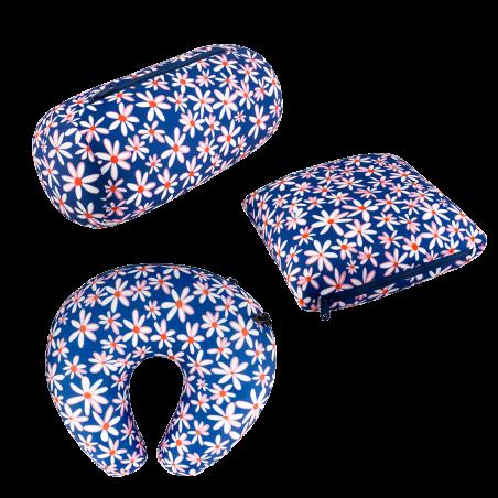 Coussin pliable - Pillow Pillow Fleurettes