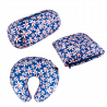 Cat My Neck - Travel pillow Fleurettes