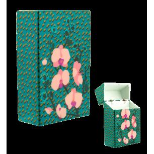 Étui pour paquet de cigarettes - Clop'in - Orchid Blue