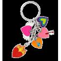 Charms 2 - Porte clés Herz