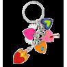 Charms 2 - Porte clés Cœur