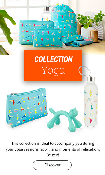 collection Yoga by pylones