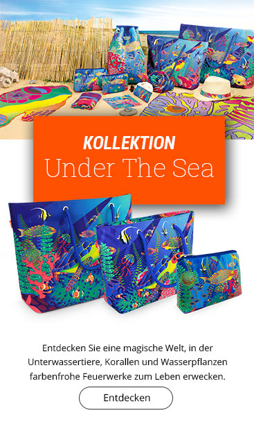 collection under the sea by pylones