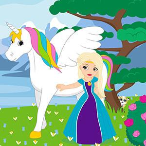 Le Voyage Fantastique Princesse