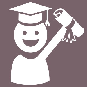 Diplomiert