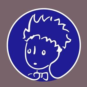 Le Petit Prince Blue