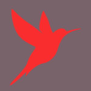 Colibris Rouge