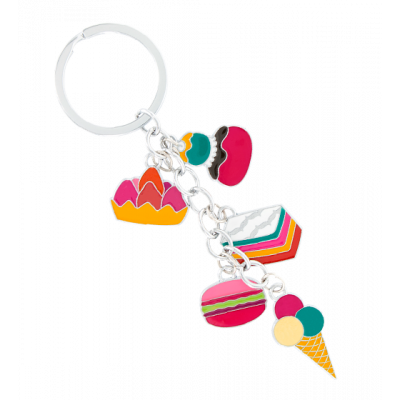 Charms 2 - Keyring Snacks