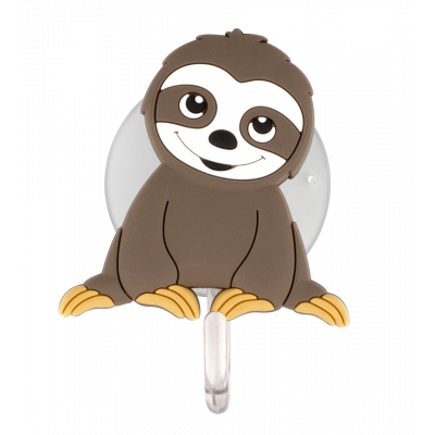 Suction hook - Ani-holder Sloth