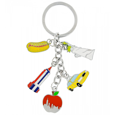 Keyring - Charms City New-York