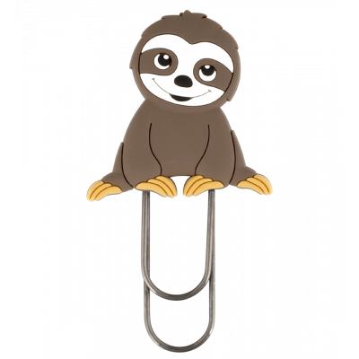 Small bookmark - Ani-smallmark Sloth