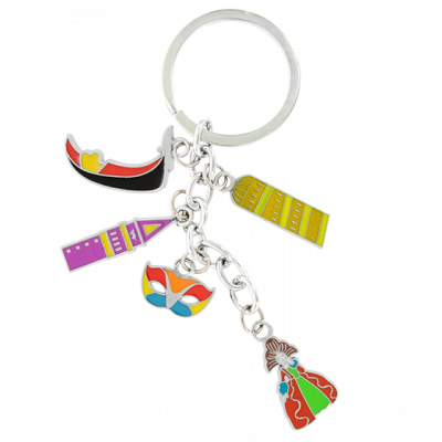 Keyring - Charms City Venezia
