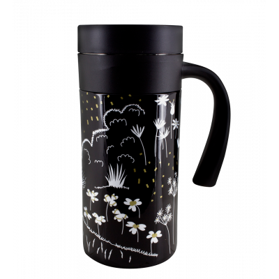 Thermobecher - Keep Cool Mug Black Board