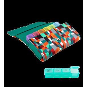 Pill box 7 days - Weekpill Accordeon