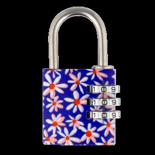 Lucchetto a combinazione - Lock Me Up Fleurettes