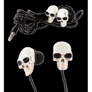 Earbuds - Earphones Skull