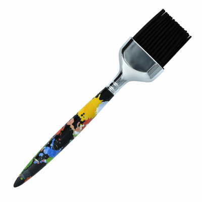 Cooking Brush - Vernissage Black