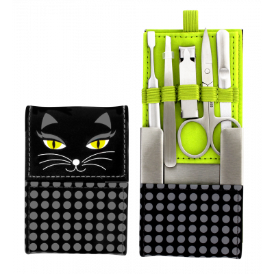 Manu - Manicure kit Black Cat 2