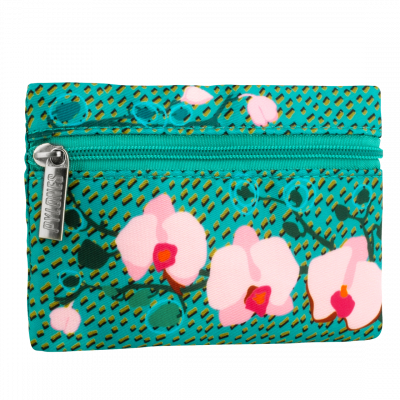 Porte-monnaie - Mini Purse Orchid Blue
