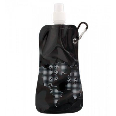 Gourde - Soft bottle Black