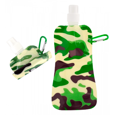 Gourde - Soft bottle Green
