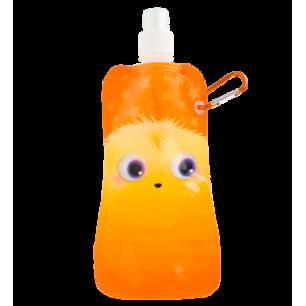 Gourde - Faltbare Trinkflasche Orange