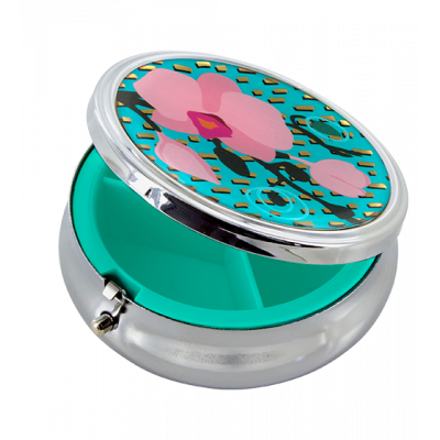 Pill box - Posologik Orchid Blue