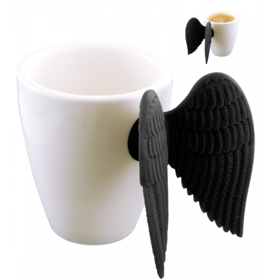 Espresso cup - Angel Express Black