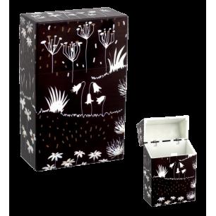 Etui pour paquet de cigarettes - Clop'in Black Board