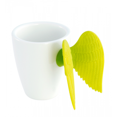 Espresso cup - Angel Express Light Green