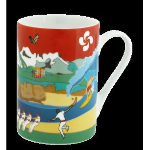 Tazza mug - Beau Mug Pays Basque