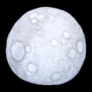 Mond Nachtlicht - Moon Light Astronaute