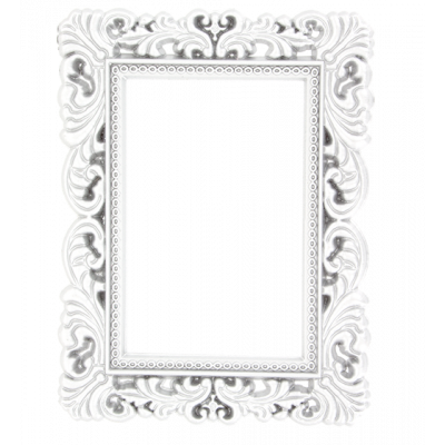 Magnetic photo frame - Magnetic Frame White