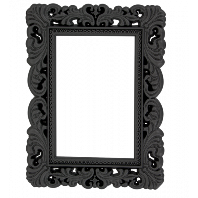 Magnetic photo frame - Magnetic Frame Black