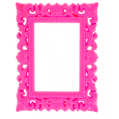 Magnetic photo frame - Magnetic Frame Pink