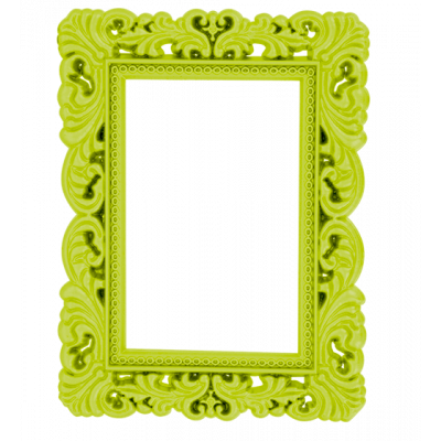 Magnetic photo frame - Magnetic Frame Green