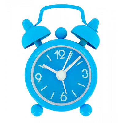 Mini alarm clock - Mini Tiandi Blue