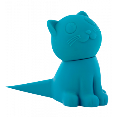 Door stop - Doorcat Light Blue