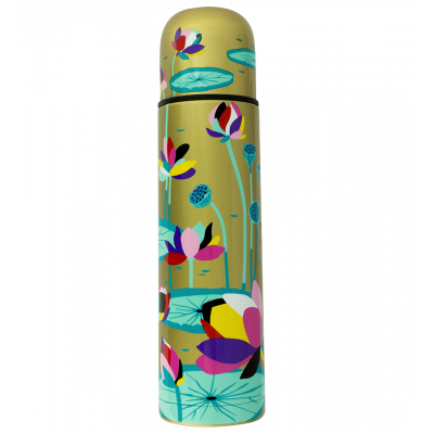 Bouteille thermos isotherme - Mini Keep Cool Lotus