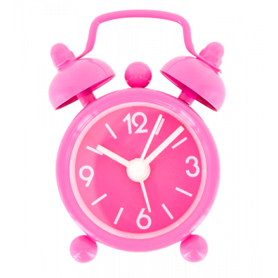 Mini alarm clock - Mini Tiandi Pink