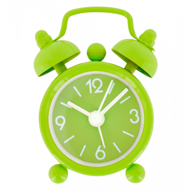 Mini alarm clock - Mini Tiandi Green