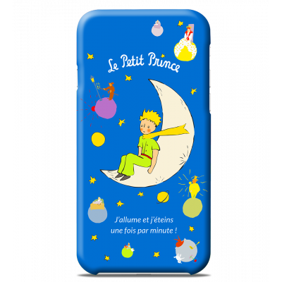 Case for iPhone 6S/7/8 - I Cover 6S/7/8 Le Petit Prince Blue