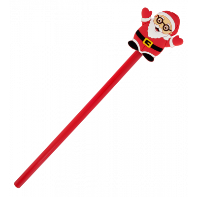 Bleistift - Ani-pencil Santa