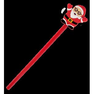 Paper pencil - Ani-pencil Santa