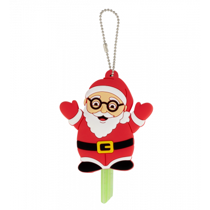 Protège clés - Ani-cover Santa