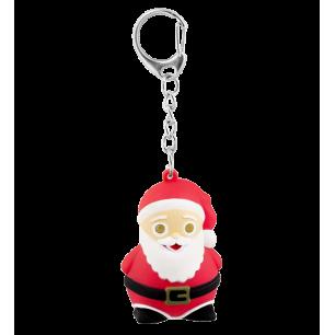 Porte clés LED - Keyled Santa
